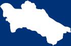 map turkmenistan